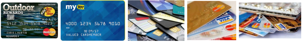 Credit Cards and major causes of bankruptcy