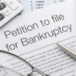 Creditor not included in the bankruptcy